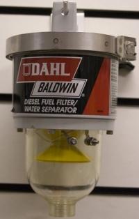 Сепаратор топлива Baldwin Dahl 100-H