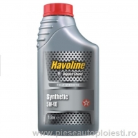 Моторное масло HAVOLINE SYNTHETIC 5W40 (1L)