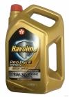 Синтетическое моторное масло TEXACO Havoline  ProDS M 5w30 4л