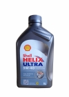 Масло моторное Shell Helix  Ultra 5w40 (1л.)